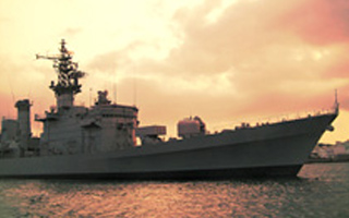 Military Port Tour and Sarushima Tour